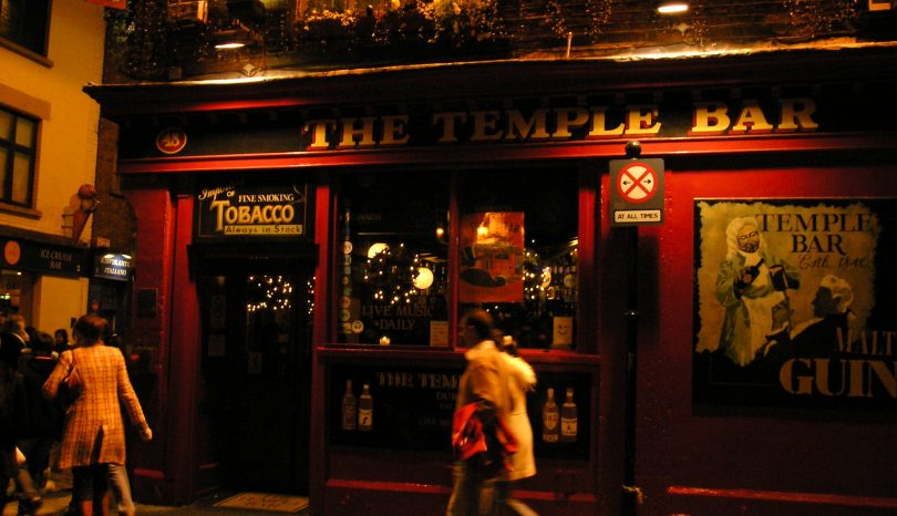 The Pub; an Age-Old Institution