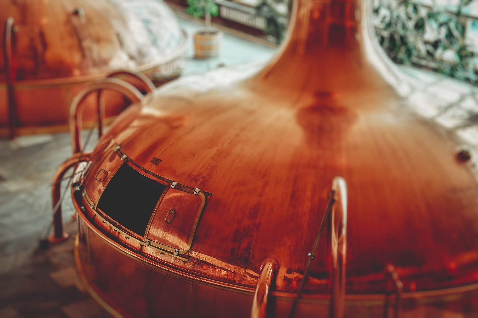 Maths Outside the Office: Brewing and Beer